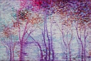 Mariola Świgulska, Monet on my mind, 2018