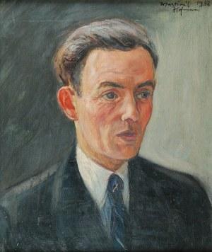 Wlastimil HOFMAN  (1881-1970), Portret mężczyzny, 1938