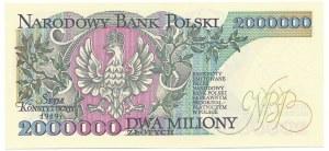 2 miliony 1992 -A- z błędem