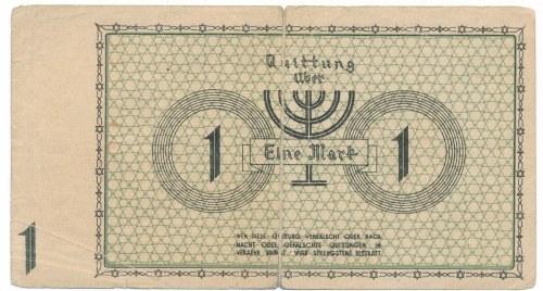 1 marka 1940 num. 7-cyfrowy - rzadkie