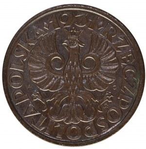 1 grosz 1931