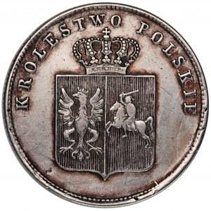 Powstanie Listopadowe 2 złote 1831 KG