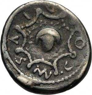 Republika Rzymska, Cordius Rufus, denar 46 p.n.e., Rzym