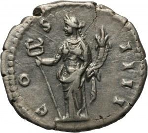 Cesarstwo Rzymskie, Antoniusz Pius 138-161, denar, Rzym