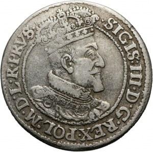 Zygmunt III Waza, ort 1619/8, Gdańsk