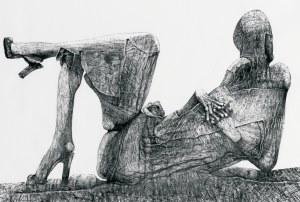 Zdzisław Beksiński, Bez tytułu