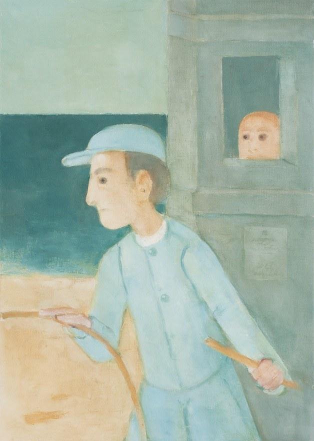 Kiejstut Bereźnicki, Chłopiec z niebieskim IV