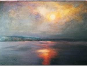 Aneta Jaźwińska, Wschód słońca
