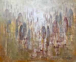 Mariola Świgulska, Senne drzewa (2017)