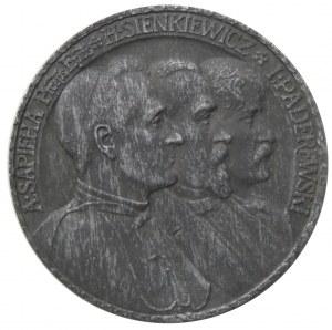 Medal Polonia Devastata 1915