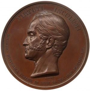 Medal Adam Czartoryski, autorstwa Barre'a