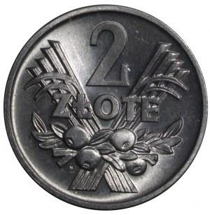 2 złote, 1958