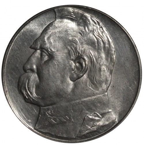10 złotych, 1939, Warszawa, Józef Piłsudski