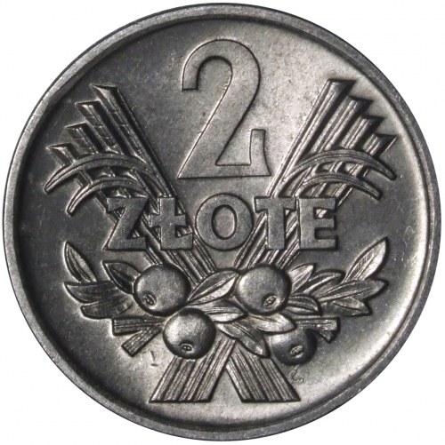 2 złote 1973
