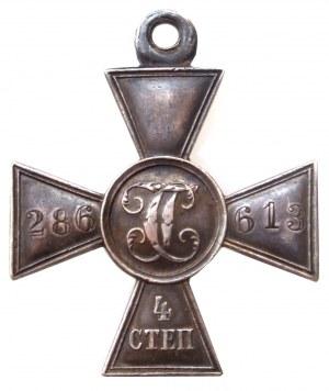Krzyż św. Jerzego 4 stopnia