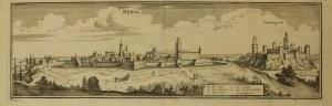 NARWA (Estonia), widok z panoramą miasta Narwa, pochodzi prawdopodobn ...