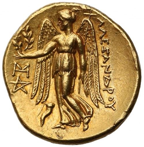 Macedonia, Aleksander Wielki, Złoty Stater pośmiertny (po 323pne)