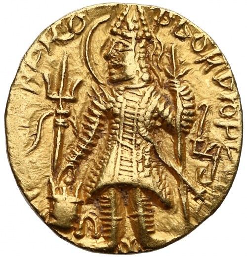 Królestwo Kuszan, Kaniszka II (225-240?), Złoty Stater