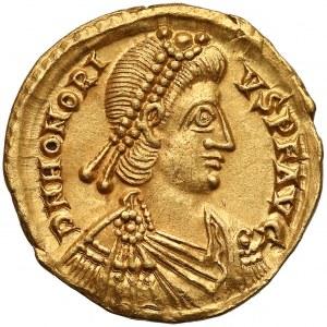 Honoriusz (393-423 od 395 cesarz zachodu), Solid - RV