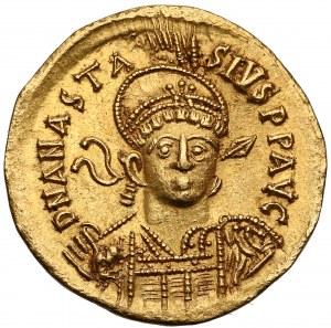 Anastazjusz I (491-518), Solid - Wiktoria