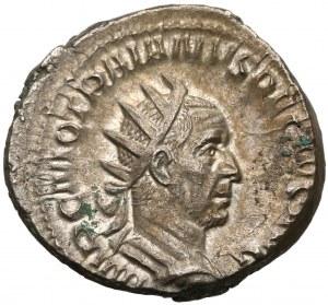 Trajan Decjusz (249-251), Antoninian - Abundantia