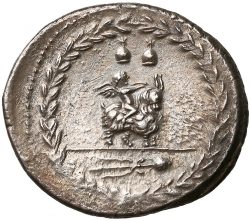 Mn. Fonteius C.f. (85pne), Denar