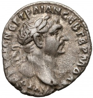 Trajan (98-117), Arabia Bostra, Drachma