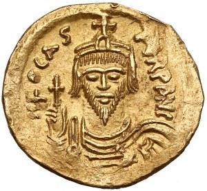 Fokas (602-610), Solid - anioł
