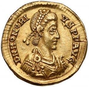 Honoriusz (393-423 od 395 cesarz zachodu), Solid - RM