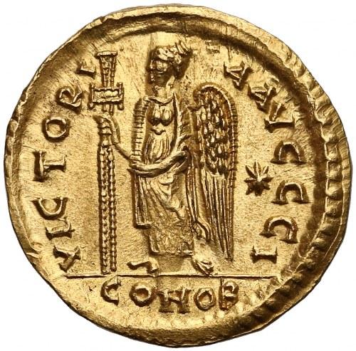 Anastazjusz I (491-518), Solid - PERP w tytulaturze