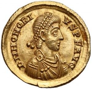 Honoriusz (393-423 od 395 cesarz zachodu), Solid - MD