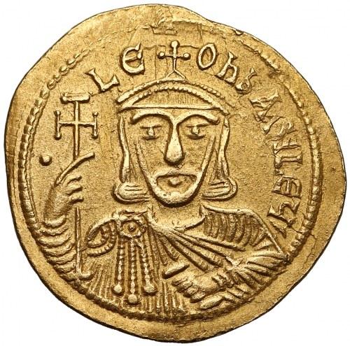 Leon V i Konstantyn (813-820), Solid - bardzo rzadkie panowanie