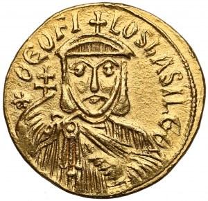 Teofil, Konstantyn i Michał (829-842), Solid - rzadki