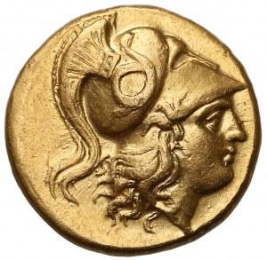 Macedonia, Filip III Arridajos (323-317pne), Złoty Stater
