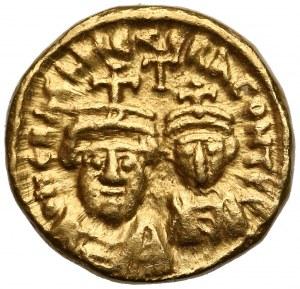 Herakliusz i Herakliusz Konstantyn (613-641), Gruby Solid - Kartagina - B