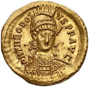 Teodozjusz II (cesarz wschodu 408-450), Solid - IMP XXXXII