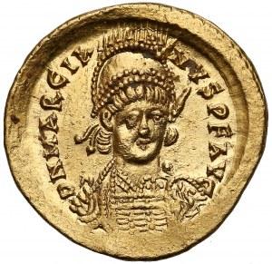 Marcjan (cesarz wschodu 450-457), Solid - Wiktoria z krzyżem