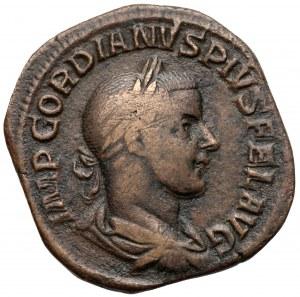 Gordian III (238-244), Sesterc - Mars