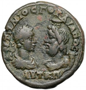 Gordian III (238-244), Odessos w Mezji Dolnej, 5 Assaria