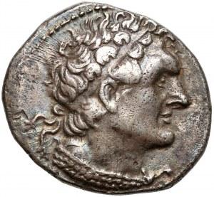 Egipt, Ptolemeusz VI Filometor, Tetradrachma Pafos (164/163pne)