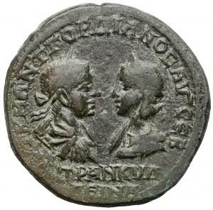 Gordian III i Trankwilina (241-244), Markianopolis w Mezji Dolnej, 5 Assaria