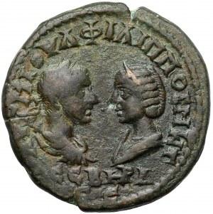 Filip Arab (244-249) i Otacilla, Mesambria w Tracji, 5 Assaria