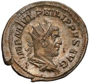 Filip I Arab (244-249), Antoninian - Aequitas