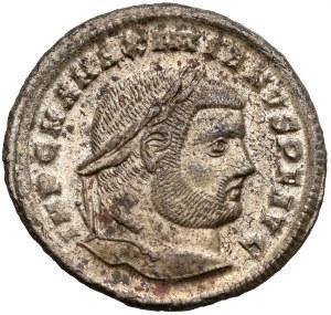 Galeriusz (305-311), Follis - Geniusz ludu