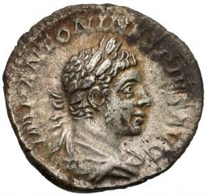 Elagabal (218-222), Denar - Wiktoria