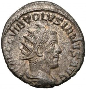 Woluzjan (251-253), Antoninian bilonowy - Antiochia Syryjska