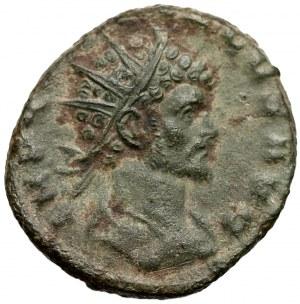 Kwintyllus (270ne), Antoninian bilonowy - Diana