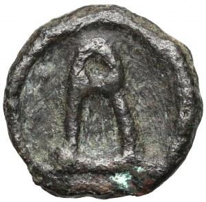 Bazyli I (867-886), AE-17, Chersonez