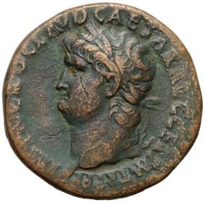 Neron (54-68), Sesterc - zakończenie wojen