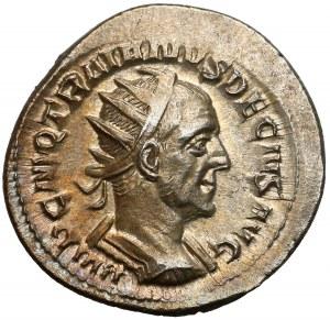Trajan Decjusz (249-251), Antoninan - Wiktoria